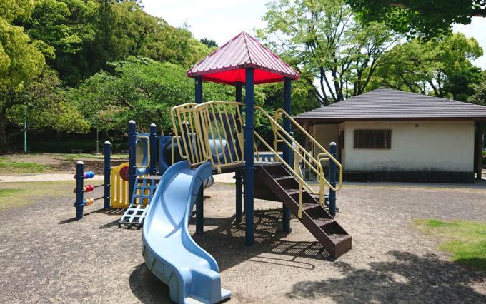 清水山公園の遊具