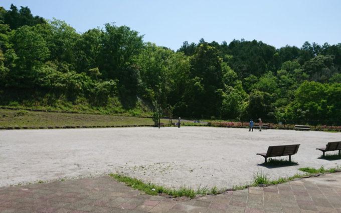 小鹿の森公園の多目的広場