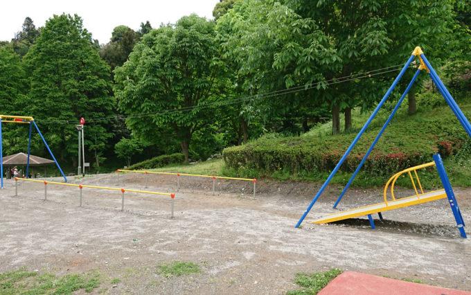 清水日本平公園のターザンロープ