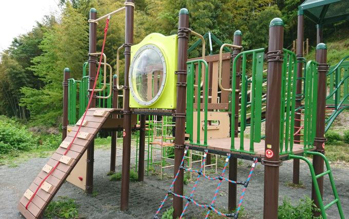 清水日本平公園の遊具