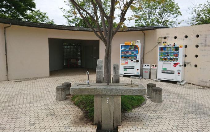 清水日本平公園のトイレ